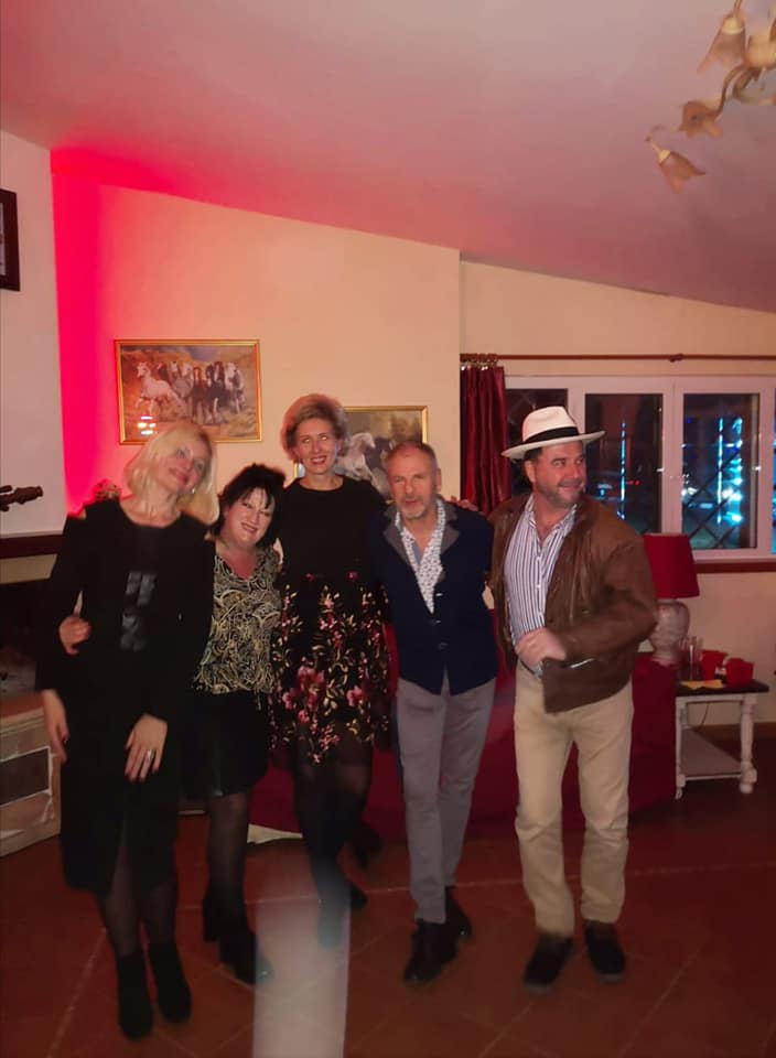 festa privata a roma